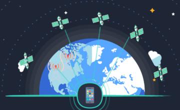 Apple travaillerait sur des satellites pour ses appareils mobiles
