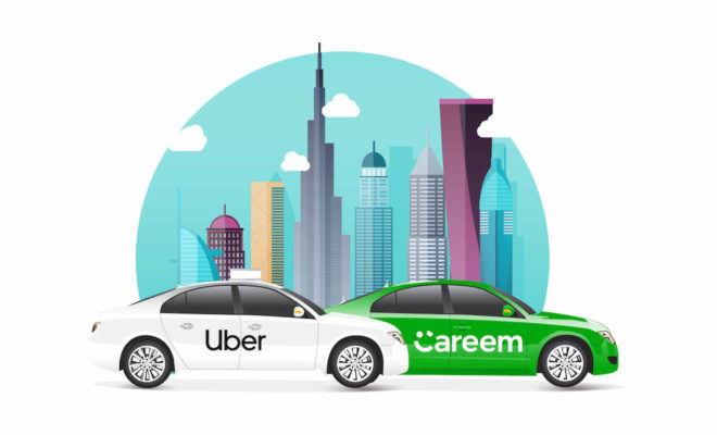 Uber poursuit son expansion mondiale en achetant son rival du Moyen-Orient