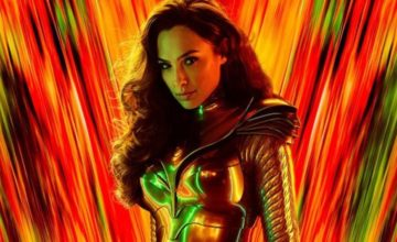 Un premier trailer pour Wonder Woman 1984