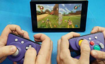 Un Modder convertit le contrôleur WaveBird GameCube en JoyCon pour Switch