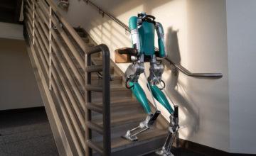 Le robot livreur de colis Digit est officiellement en vente