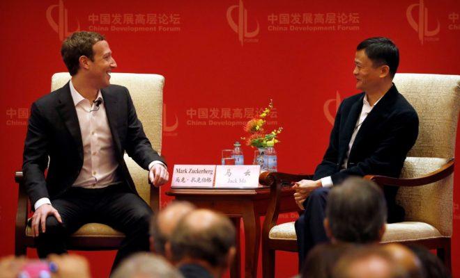 Facebook mise beaucoup sur la vente d'espaces publicitaires aux entreprises chinoises