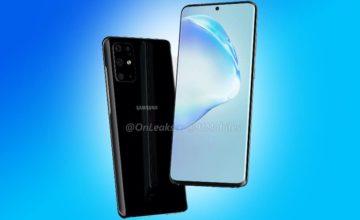 Galaxy S20: fuite de la fiche technique et images du prochain Samsung haut de gamme