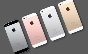 L'iPhone SE 2 pourrait s'appeler l'iPhone 9, deux modèles pourraient arriver cette année