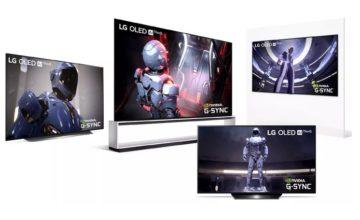La gamme de téléviseurs OLED 2020 de LG comprend un modèle de 48 pouces