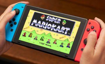 La Nintendo Switch fait mieux que la Super Nintendo, avec 52 millions de ventes
