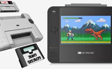 CES 2020 : La console Super Retro Champ compatible avec les cartouches SNES et Sega Genesis