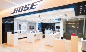 Bose ferme ses 119 magasins en Amérique du Nord, en Europe, au Japon et en Australie