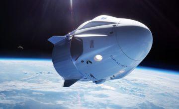 SpaceX va transporter 4 touristes spatiaux autour de la Terre dans environ deux ans