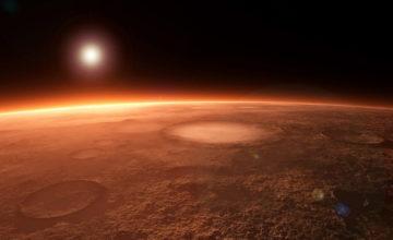 La mission Insight a détecté de multiples séismes sur la planète Mars