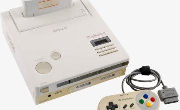 Nintendo PlayStation : début de la vente aux enchères de la console