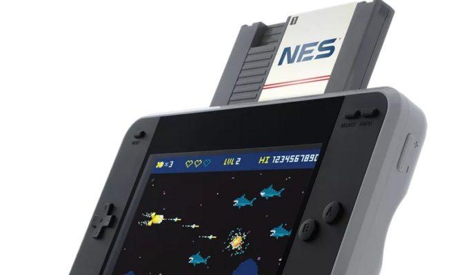 Le Retro Champ vous permet de jouer aux cartouches NES et Famicom