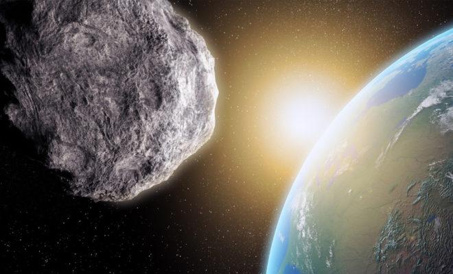 Le MIT a développé une simulation déterminant la meilleure façon de dévier un astéroïde