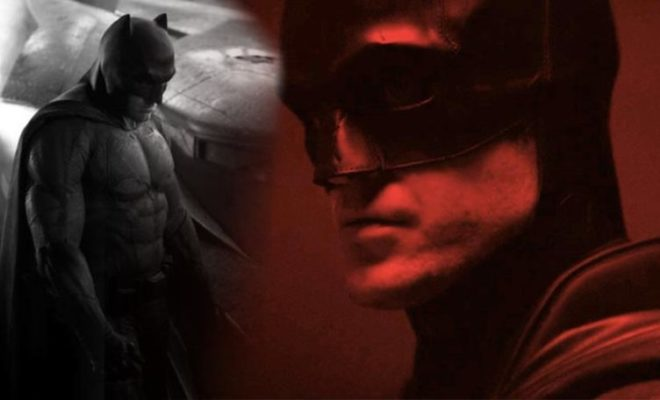 The Batman : un 1er perçu de Robert Pattinson dans le costume