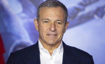 Bob Iger quitte son poste de PDG de Disney