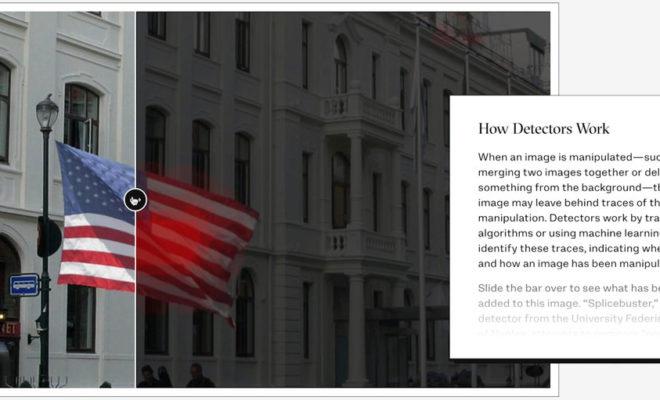 Google lance Assembler, un ensemble d'outils qui aident à repérer les images manipulées