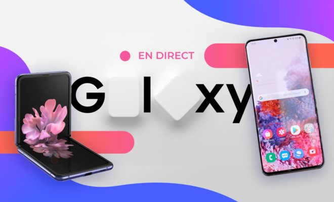 Samsung Unpacked 2020 : Galaxy Z Flip, Galaxy S20, ... les annonces principales