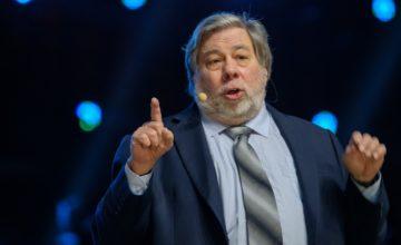 Steve Wozniak reçoit toujours un chèque d'Apple chaque semaine