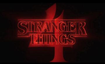 Netflix a publié le premier teaser de Stranger Things 4