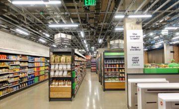 Amazon ouvre un premier supermarché sans caisse aux Etats-Unis