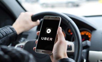 Uber va commencer à mettre des publicités sur certains de ses véhicules