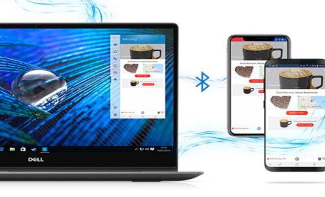 Dell vous permet désormais de contrôler votre iPhone depuis le PC