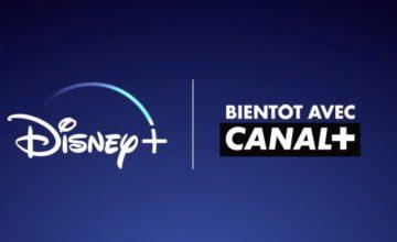 Disney+ sera disponible gratuitement sur Canal+ pendant un an