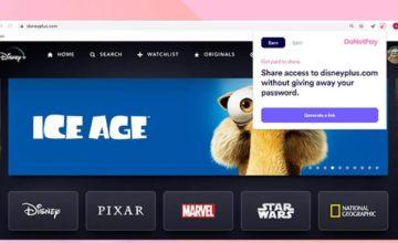DoNotPay : partager vos comptes Netflix, Spotify, Prime Video, sans révéler votre mot de passe