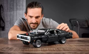 Lego : un kit pour construire la Dodge Charger de Dominic Toretto dans Fast and Furious