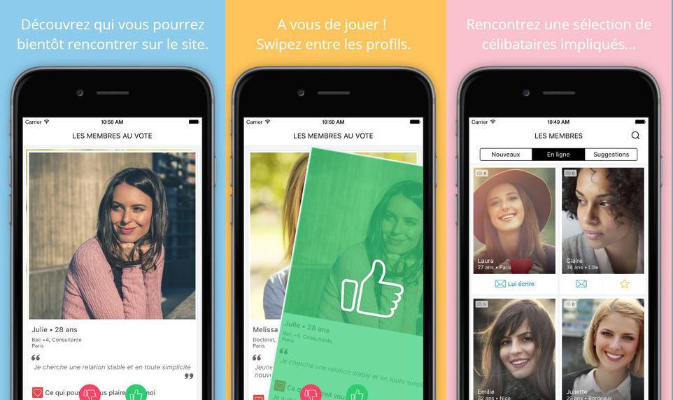 Tinder, Happn, Grindr Les 10 applis de rencontre les plus utilisées par les Français en