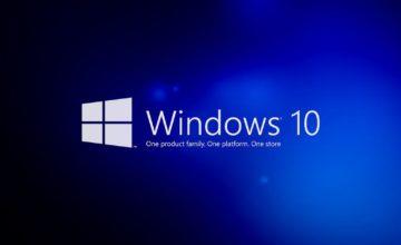 Microsoft atteint son objectif de 1 milliard d'appareils sous Windows 10