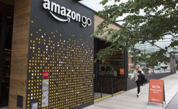 Amazon débute la commercialisation de sa technologie de magasins sans caisses