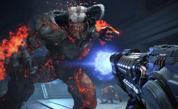 Doom Eternal ne fonctionnera pas en vrai 4K sur Stadia