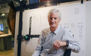 Dyson a conçu un respirateur artificiel en dix jours basé sur sa technologie