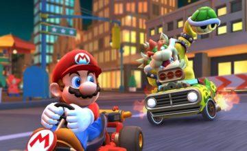 Mario Kart Tour va avoir son mode multijoueur le 8 mars