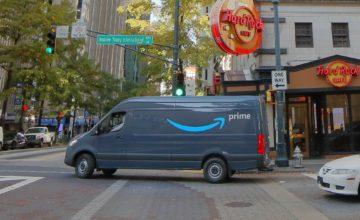 Amazon lance un programme pilote pour accélérer la livraison le jour même