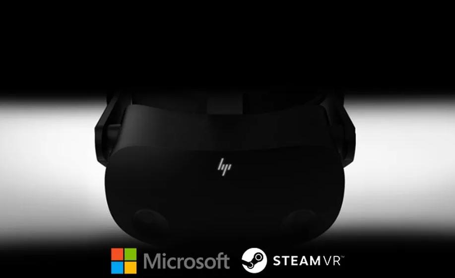 HP tease un nouveau casque VR en partenariat avec Valve et Microsoft