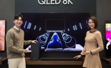 Samsung reste le numéro un des barres de son pour la sixième année consécutive