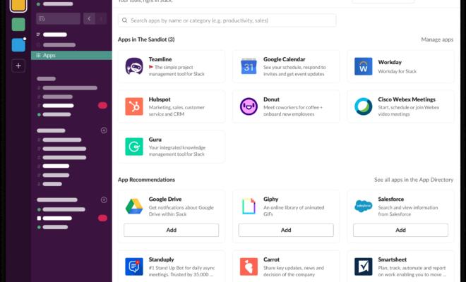 Slack dévoile une nouvelle interface utilisateur