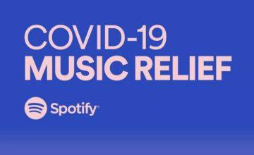 Spotify permettra aux artistes d'afficher des liens pour les soutenir via des dons