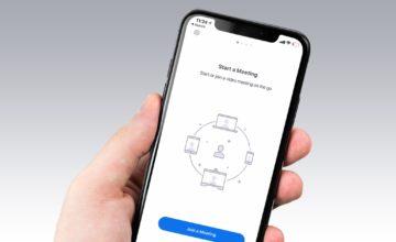 Zoom met à jour l'application iOS pour l'empêcher d'envoyer des données à Facebook