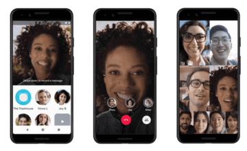 Google Duo présente quelques nouveautés, notamment l'encodage des appels vidéo en AV1