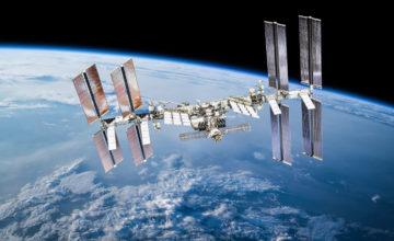 À bord de la Station spatiale internationale, tout fonctionne comme d'habitude