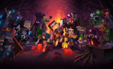 La sortie de Minecraft Dungeons programmée pour le 26 mai