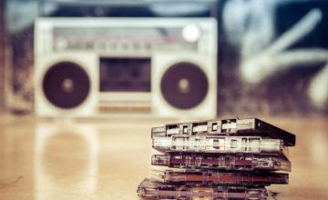 Il élabore une méthode pour enregistrer des vidéos sur une cassette audio