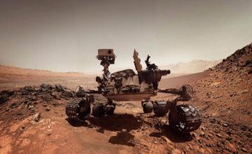Les scientifiques de la NASA contrôlent Curiosity depuis leur domicile