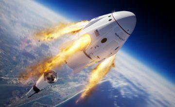 Le premier vol en équipage de SpaceX vers l'ISS aura lieu le 27 mai