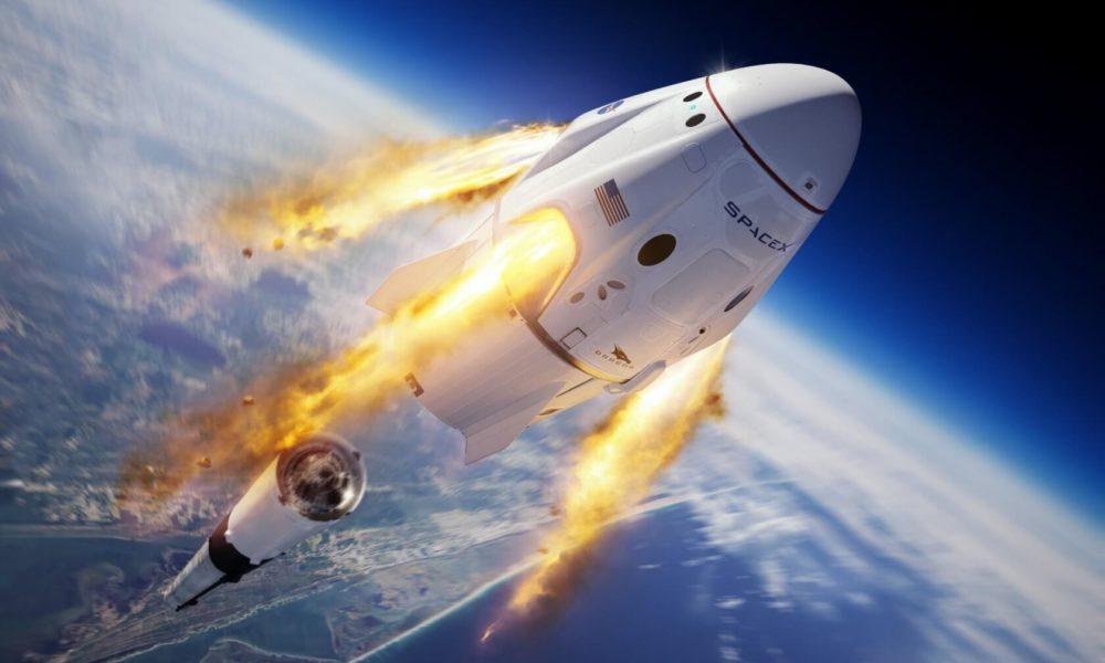 Deux autres astronautes ont été ajoutés au premier vol du Crew Dragon de SpaceX