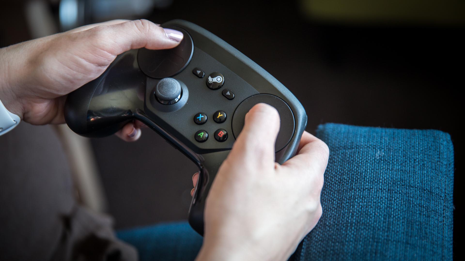 Valve dépose des brevets pour un nouveau Steam Controller