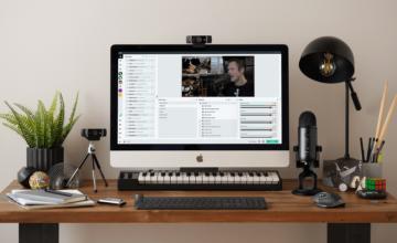 Logitech lance Streamlabs OBS en version bêta sur macOS